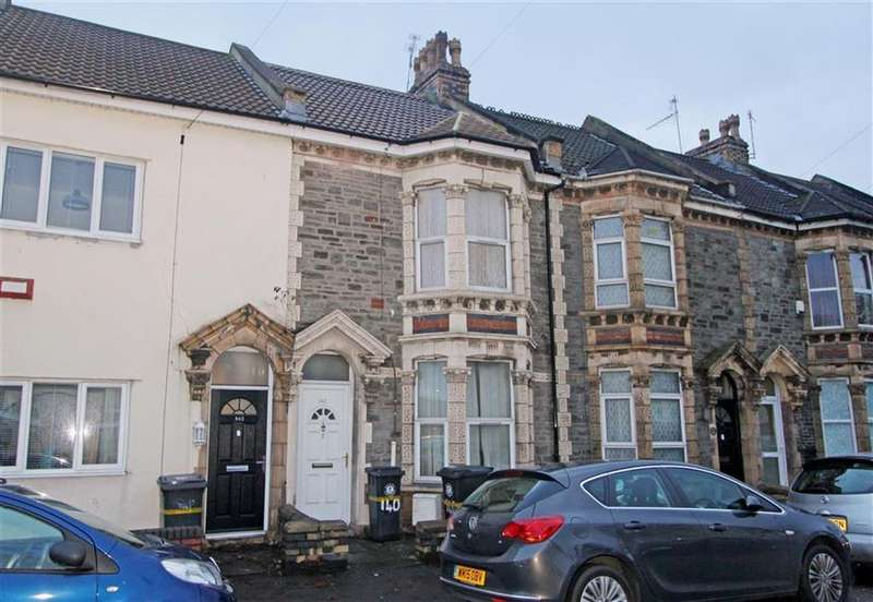 1 Bedroom Flat for sale in Easton Road, Easton, Bristol