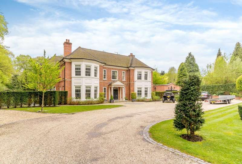 6 Bedrooms Detached House for sale in Westwood Road, Windlesham