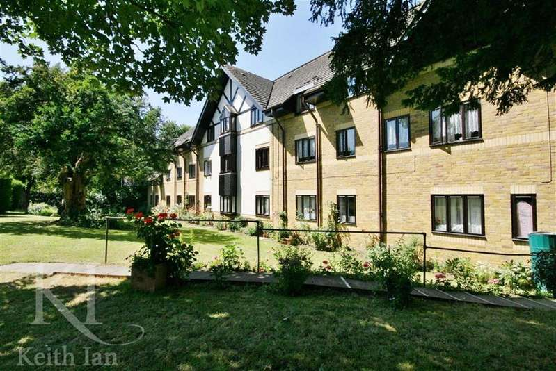 1 Bedroom Retirement Property for sale in Bishops Court, Cheshunt