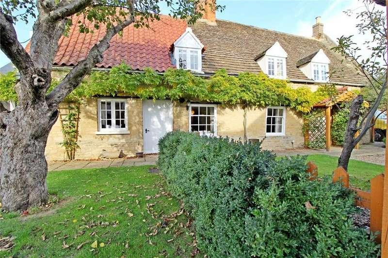3 Bedrooms Detached House for sale in Halfleet, Market Deeping, Peterborough, PE6