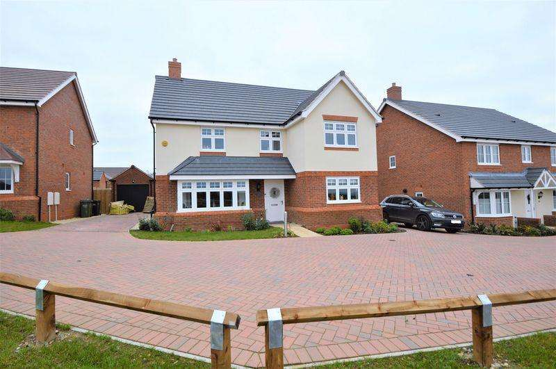 5 Bedrooms Detached House for sale in Ross Crescent * Inkberrow * WR7 4FG