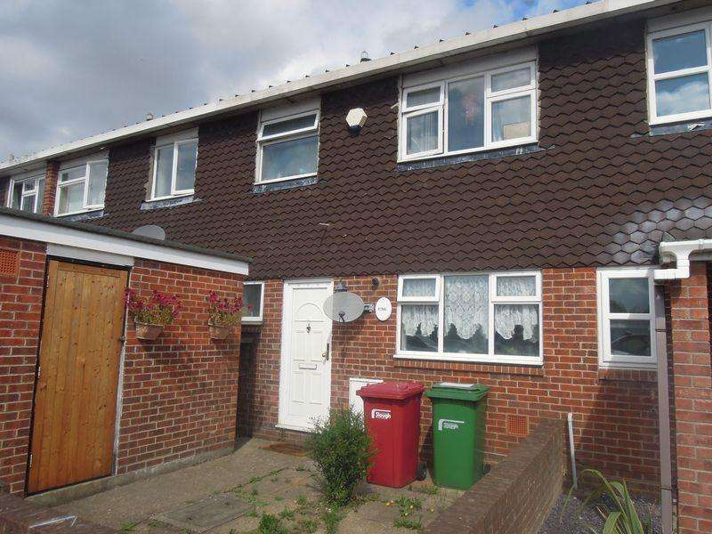 3 Bedrooms Terraced House for sale in Grampian Way, Langley