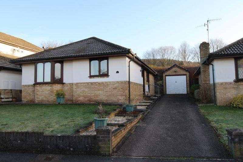 2 Bedrooms Detached Bungalow for sale in Plas Derwen View, Abergavenny