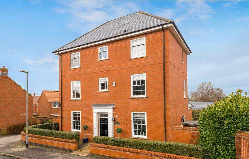5 Bedrooms Detached House for sale in The Ropewalk, Horncastle