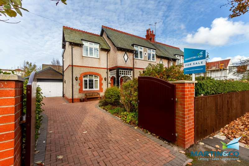 4 Bedrooms Semi Detached House for sale in Whiteside Way, Thornton-Cleveleys FY5