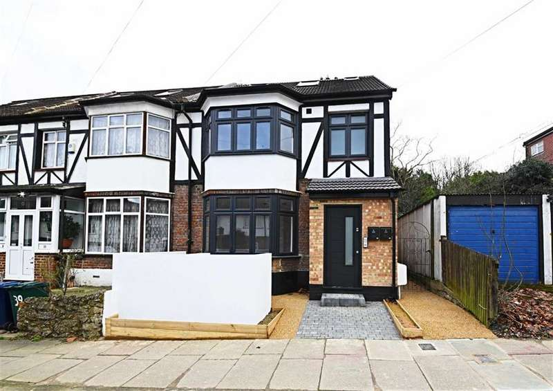 2 Bedrooms Flat for sale in Abingdon Road, Finchley, London, N3