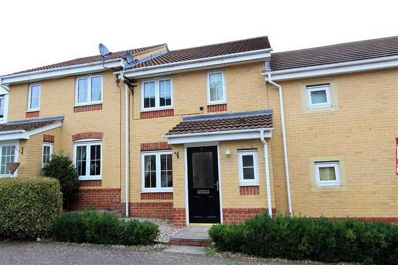 3 Bedrooms Terraced House for sale in Ridgely Drive, Leighton Buzzard