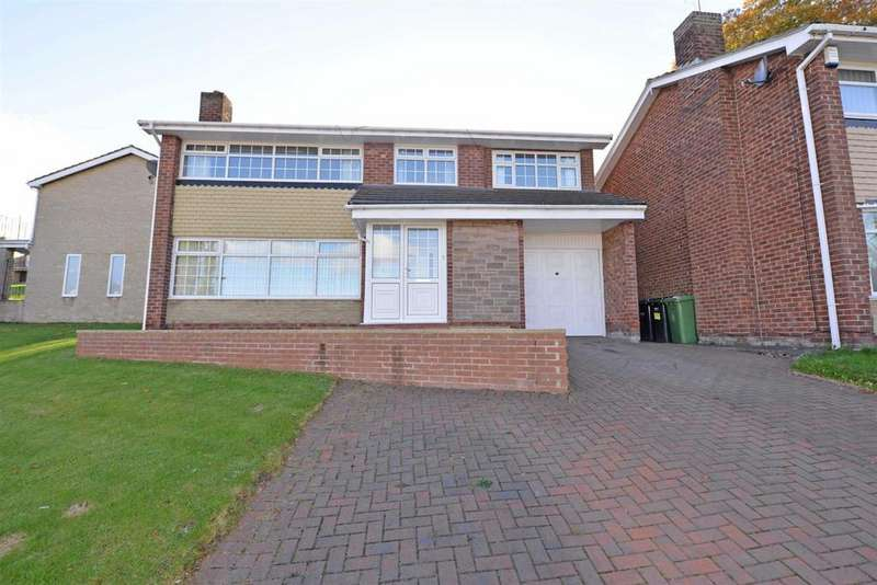 4 Bedrooms Detached House for sale in Dunston