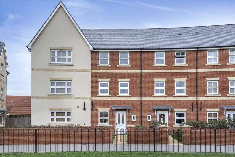 4 Bedrooms Town House for sale in Tinning Way, Eastleigh, Hampshire, SO50