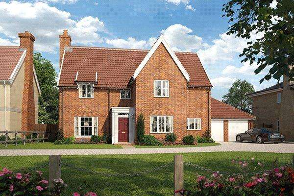 5 Bedrooms House for sale in Kingley Grove, New Road, Melbourn, Royston, Cambridgeshire