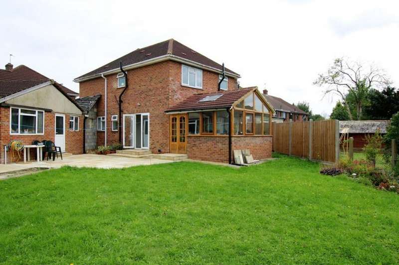 6 Bedrooms Semi Detached House for sale in Haystall Close, Hayes, UB4