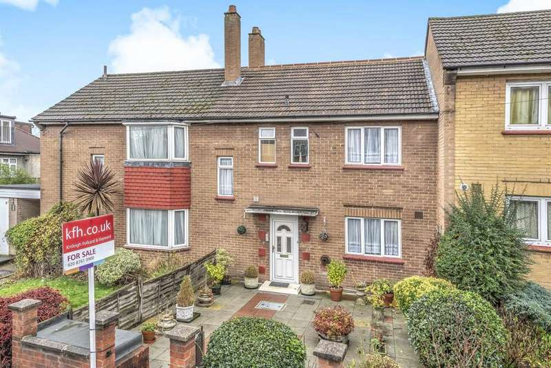 3 Bedrooms Terraced House for sale in Abbots Park, Tulse Hill
