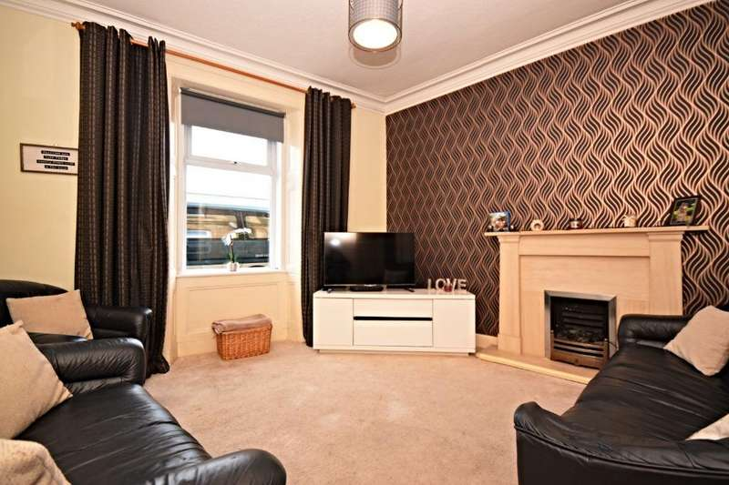 2 Bedrooms Flat for sale in New road , Ayr , South Ayrshire , KA8 8DA