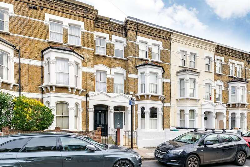 5 Bedrooms Terraced House for sale in Chesilton Road, Parsons Green, Fulham