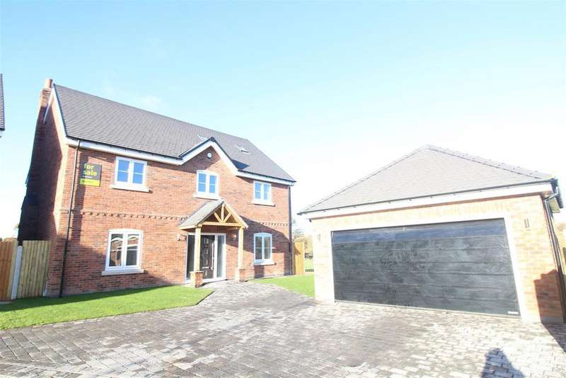 6 Bedrooms Detached House for sale in Winney Hill View, Ellesmere Road, Shrewsbury