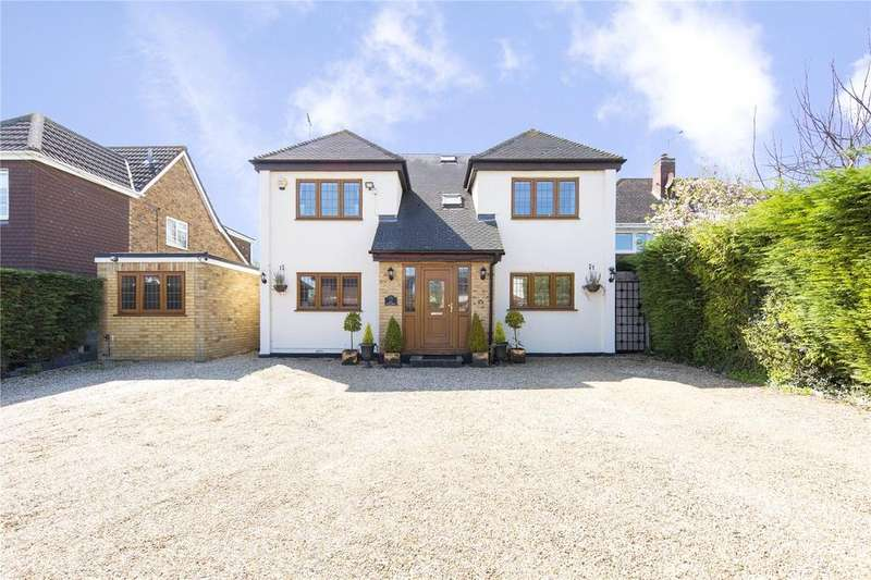 6 Bedrooms Detached House for sale in Church Lane, Bulphan, Upminster, Essex, RM14