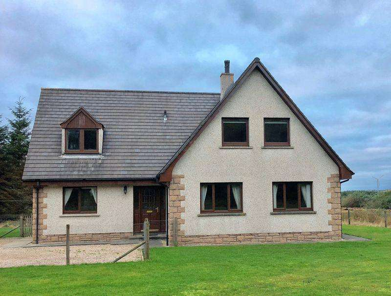 4 Bedrooms Detached House for sale in Mey,