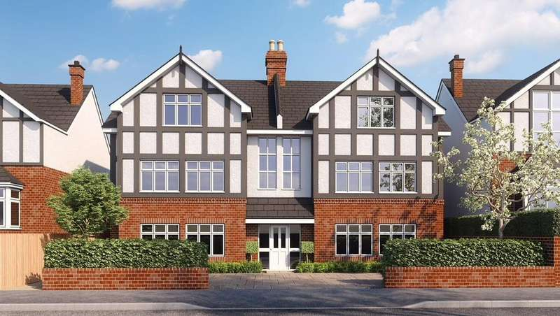 Land Commercial for sale in Grasmere Road, Purley CR8 1DU