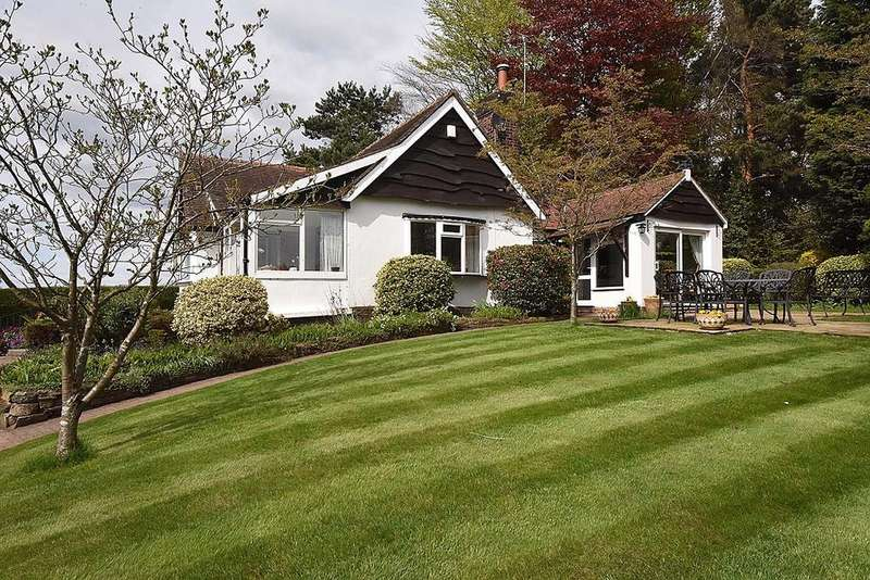 3 Bedrooms Detached Bungalow for sale in Gawsworth Road, Macclesfield