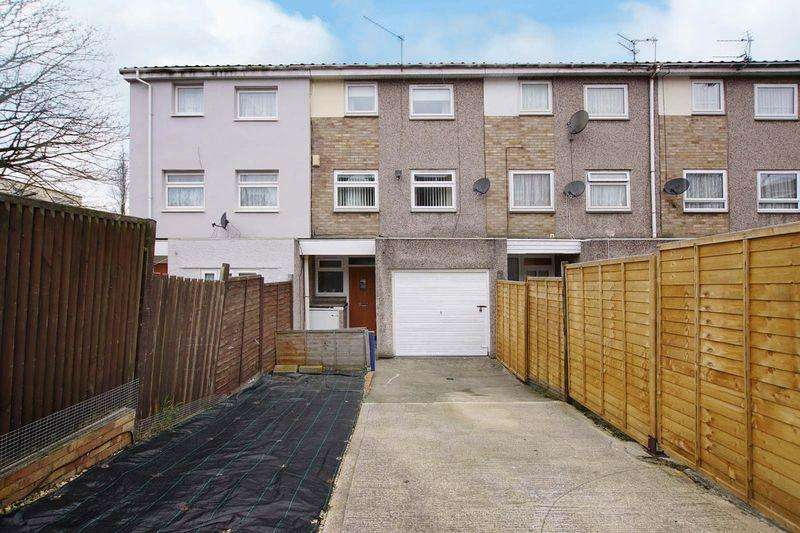 3 Bedrooms Terraced House for sale in Shaw Close, Easton, Bristol, BS5 0XL