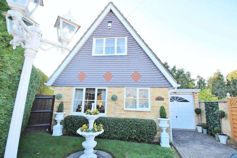 2 Bedrooms Detached House for sale in Broadwater Road, Southampton