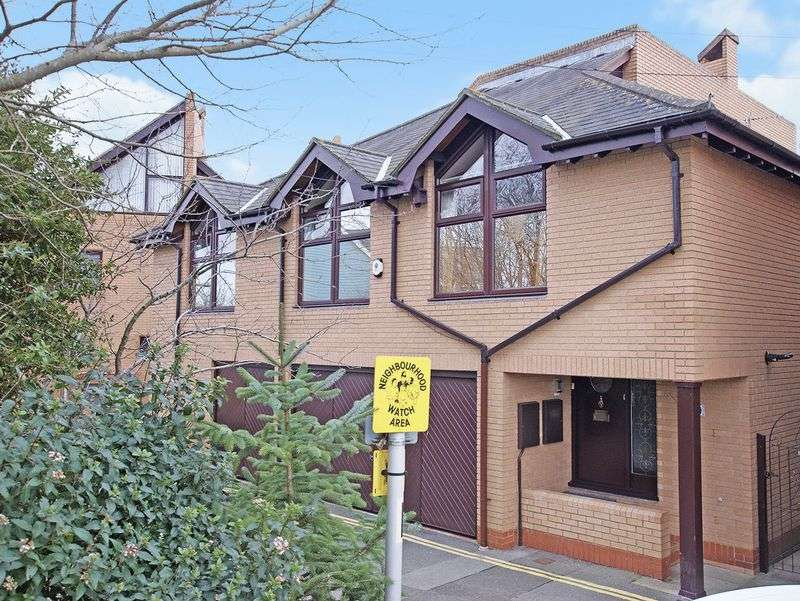 4 Bedrooms Property for sale in Bath Lane, Fareham