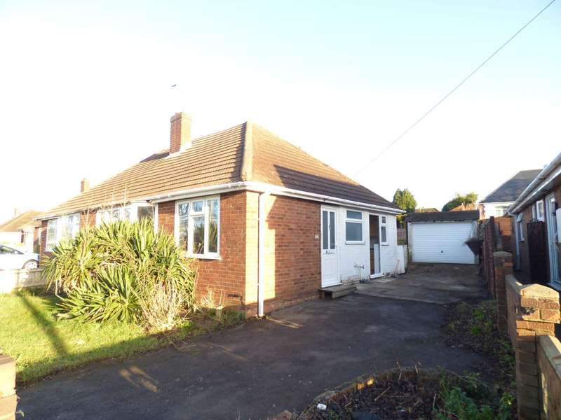 2 Bedrooms Bungalow for sale in Catsbrook Road, Luton