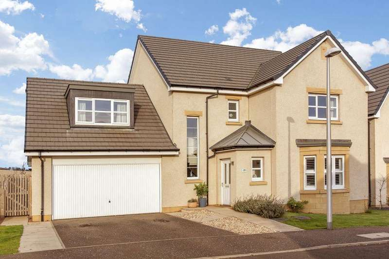 5 Bedrooms Detached House for sale in 20 Andrew Meikle Grove, East Linton, EH40 3EL