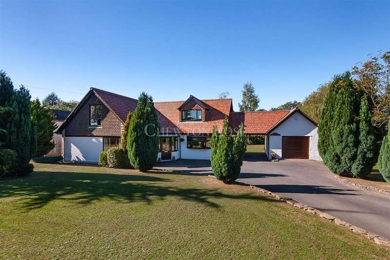 4 Bedrooms Detached House for sale in Gwehelog, Usk, Monmouthshire