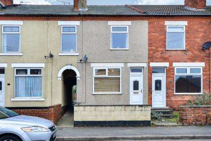 3 Bedrooms Terraced House for sale in Peel Street, South Normanton, Alfreton, Derbyshire
