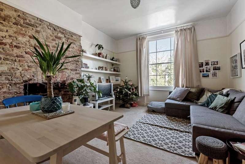 1 Bedroom Flat for sale in Anerley Hill London SE19