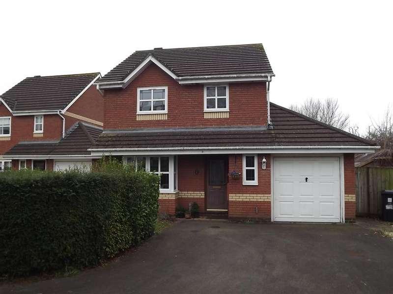 3 Bedrooms Detached House for sale in Gover Road, Hanham, Bristol, BS15 3JZ