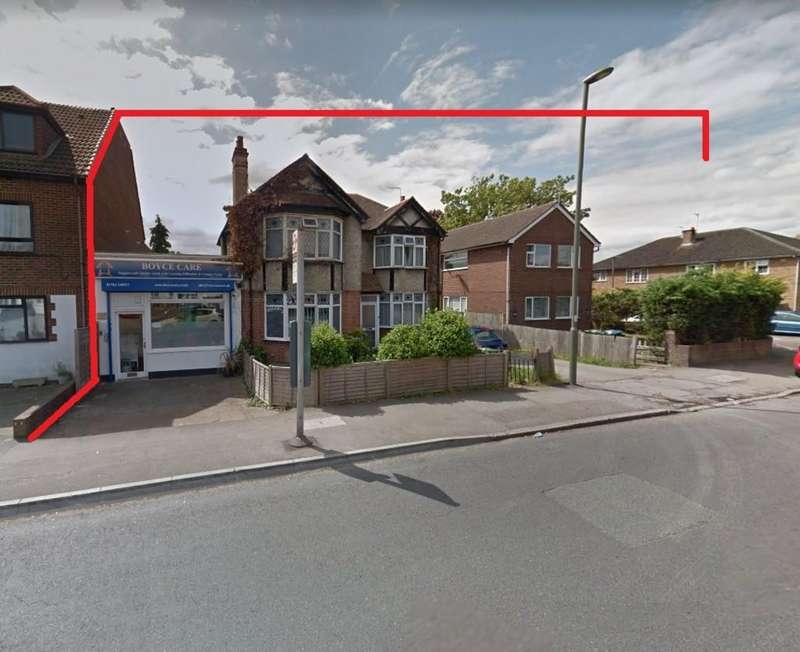 Land Commercial for sale in Feltham Hill Road , Ashford , Surrey