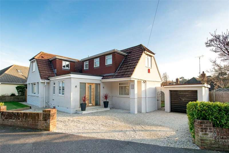 3 Bedrooms House for sale in Wren Crescent, Poole, Dorset, BH12