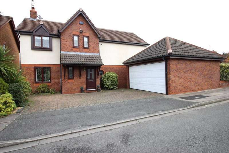 4 Bedrooms Detached House for sale in Appleby Green, Liverpool, Merseyside, L12