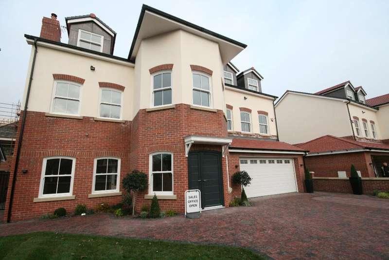 6 Bedrooms Detached House for sale in Trafalgar Road (Plot 3), Birkdale, Southport, PR8 2EN