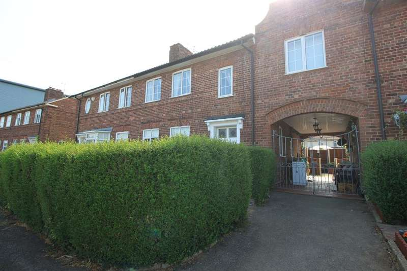 3 Bedrooms End Of Terrace House for sale in Wide Lane, Swaythling, Southampton, SO18 2HH