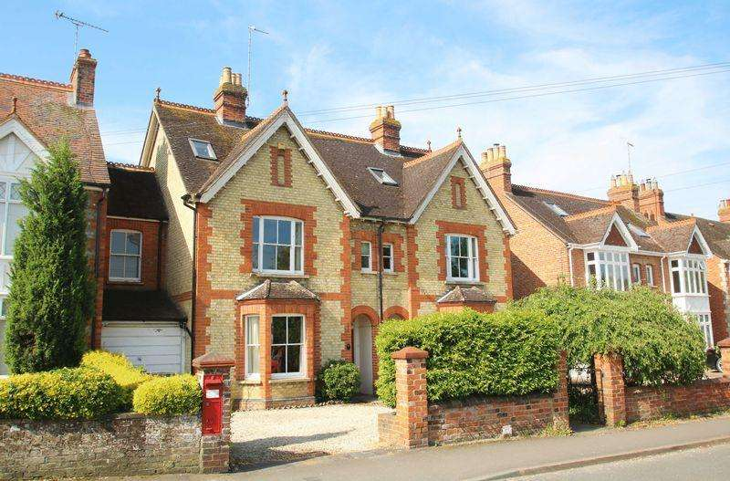 5 Bedrooms Town House for sale in Kings Road, Thame.