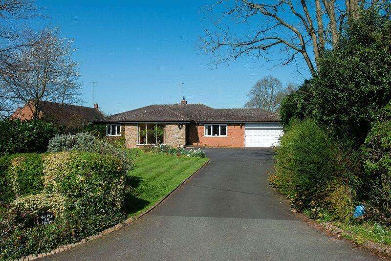4 Bedrooms Detached House for sale in 29 Whitehill Road, Kidderminster DY11 6JJ