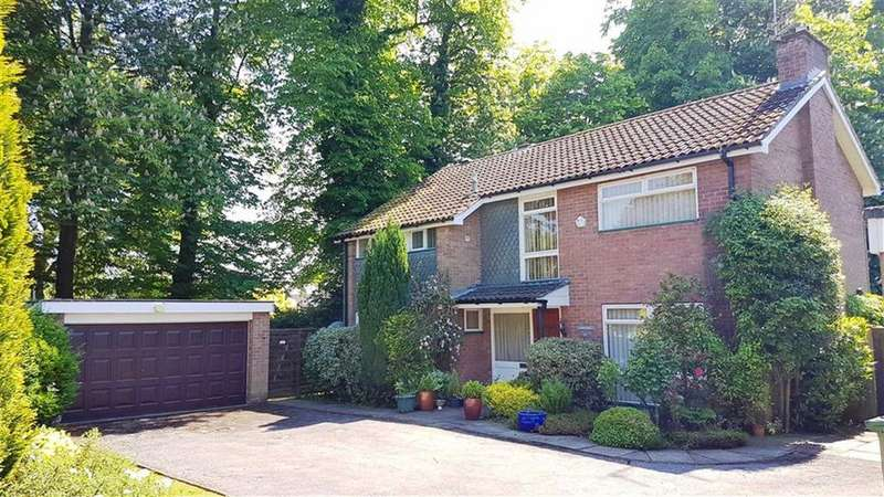 4 Bedrooms Detached House for sale in Fulshaw Park South, Wilmslow