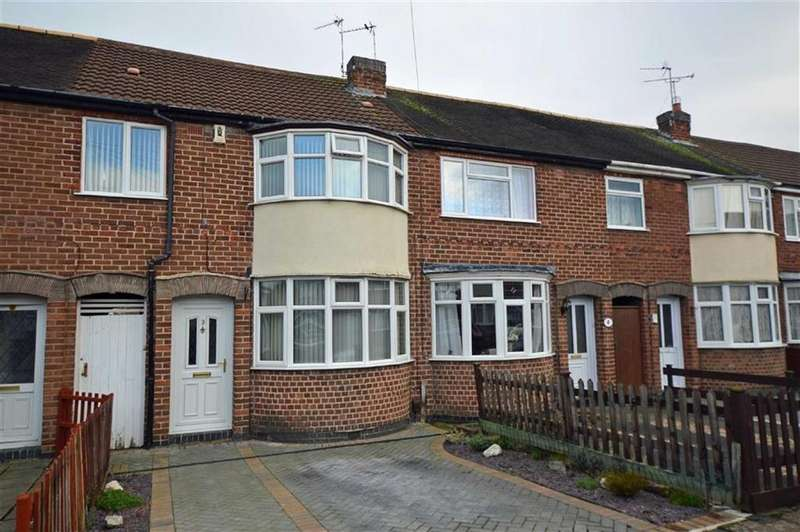 3 Bedrooms Terraced House for sale in Abbeycourt Road, Off Abbey Lane