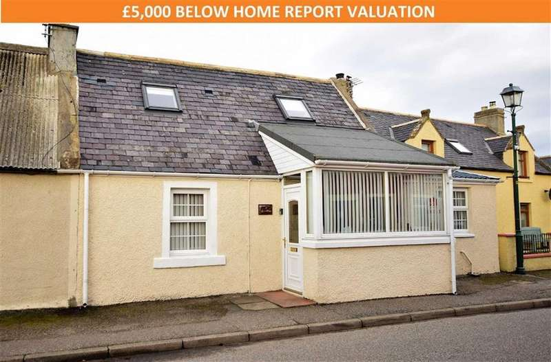 1 Bedroom Cottage House for sale in Main Street, Tain, Ross-shire