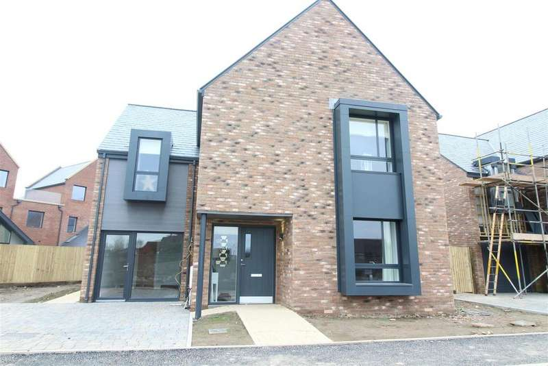 4 Bedrooms Detached House for sale in Plot 74 , Radbrook Village, Radbrook Road, Shrewsbury