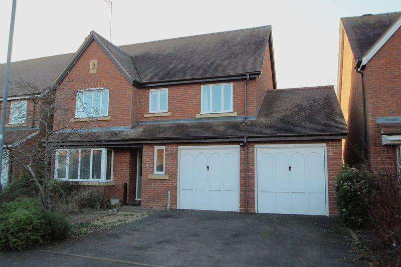 4 Bedrooms Detached House for sale in Millers Bank, Broom
