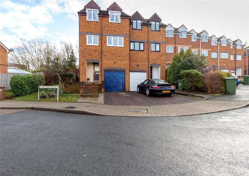 3 Bedrooms Semi Detached House for sale in Wiselack Place, Worcester, Worcestershire, WR4