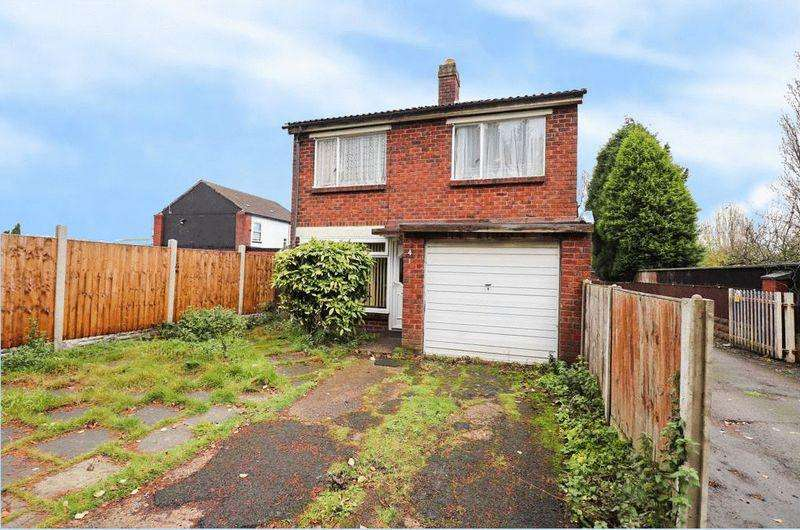 3 Bedrooms Detached House for sale in Hipkins Street, Tipton
