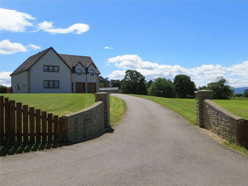 4 Bedrooms Detached House for sale in Old Edinburgh Road South, Inverness
