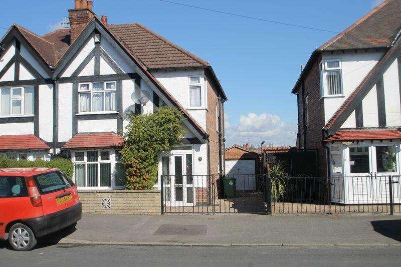 3 Bedrooms Semi Detached House for rent in Wimbledon Road, Nottingham