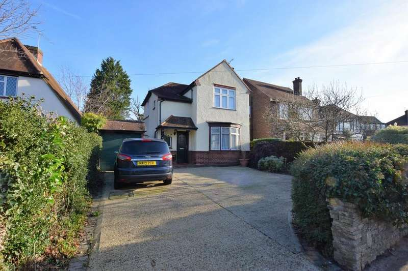 2 Bedrooms Detached House for sale in Ship Lane, Farnborough