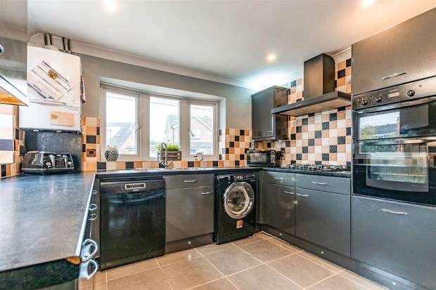 3 Bedrooms Link Detached House for sale in Barney Evans Crescent, Waterlooville